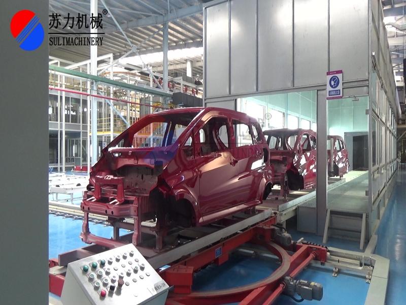 新能源汽车涂装线
